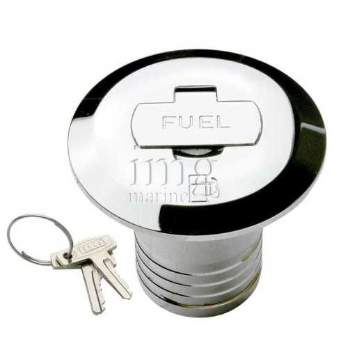 Tappo imbarco ottone Key-Lock Fuel