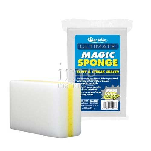Spugna cancella macchie Ultimate Magic Sponge Star Brite