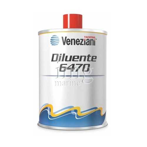 Diluente 6470 Veneziani per antivegetative e primer