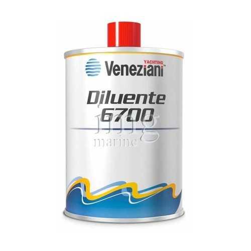 Diluente 6700 Veneziani per Gel Gloss