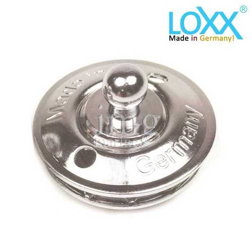 Bottoni Loxx Tenax - Base attacco tessuti