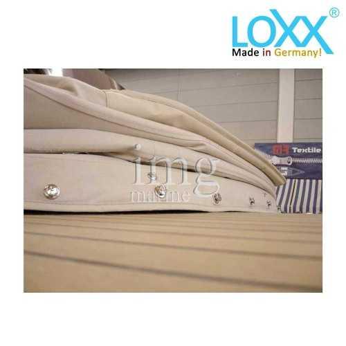 Testa Bottone Loxx Tenax Originale - Utilizzo