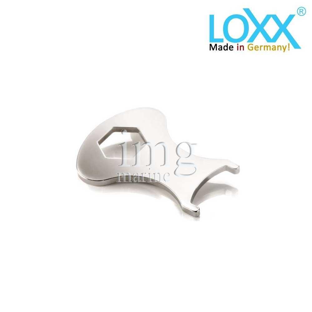 Chiave standard per bottoni Loxx