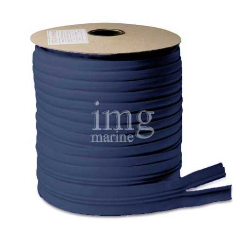 Cerniera lampo YKK zip catena continua 8 Blu per uso nautico