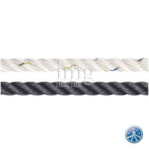 Liros Cima ormeggio Polyamide Rope in bobina