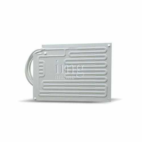 Evaporatore piatto per frigoriferi 60 litri