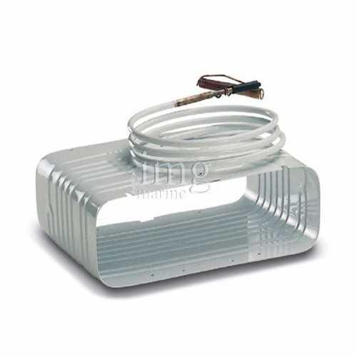 Evaporatore scatolato per frigoriferi 80 litri