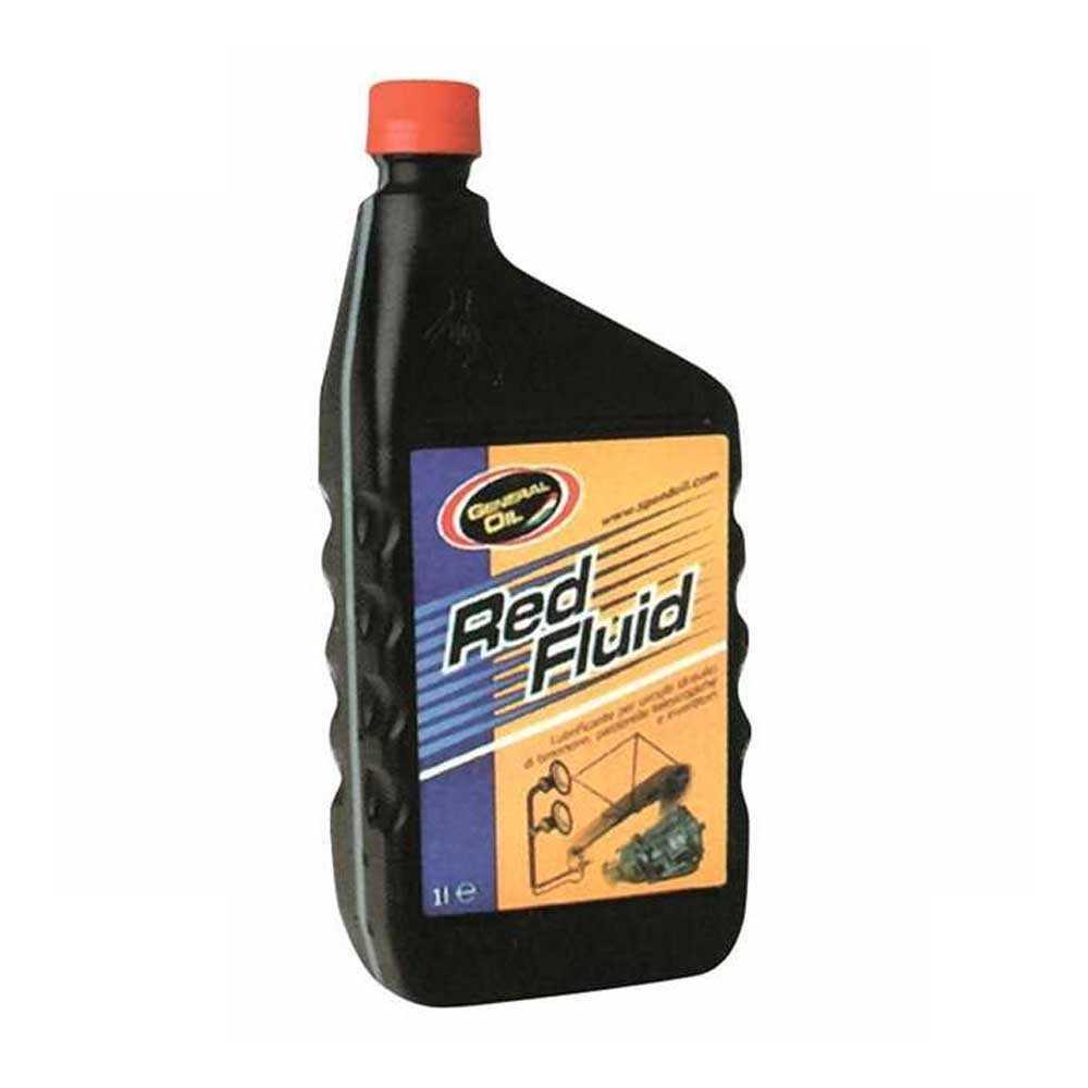 Olio invertitore idraulico Red Fluid