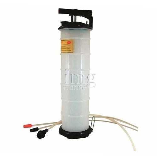 Pompa estrazione olio con serbatoio 14,5 Lt