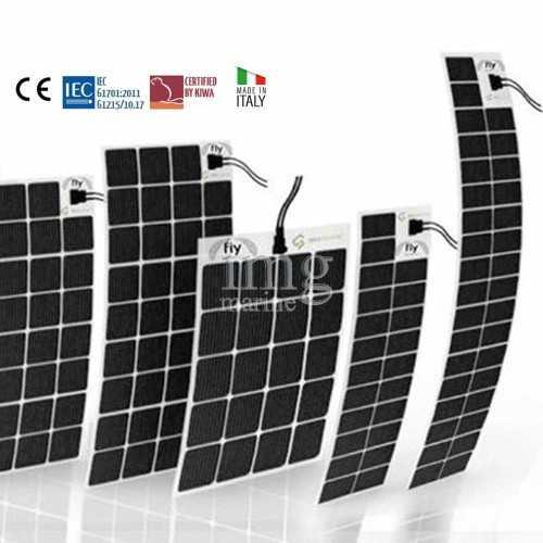 Pannello flessibile monocristallino Fly Solartech