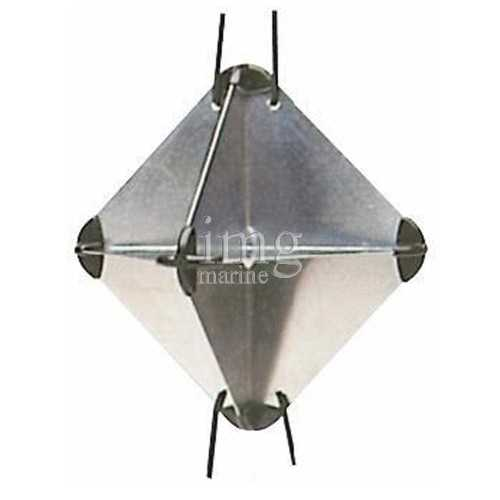 Riflettore radar Cube