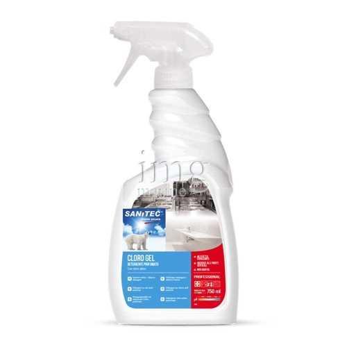 Detergente Cloro-Gel Sanitec