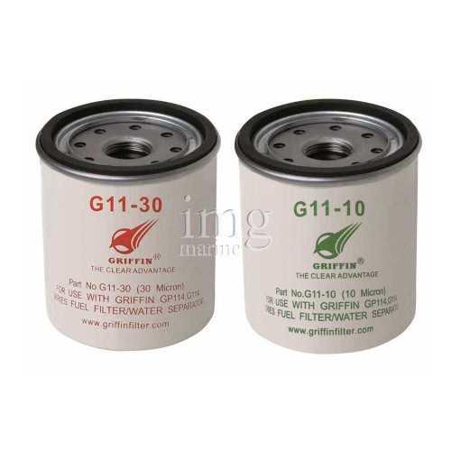 Cartuccia filtro separatore Diesel GRIFFIN
