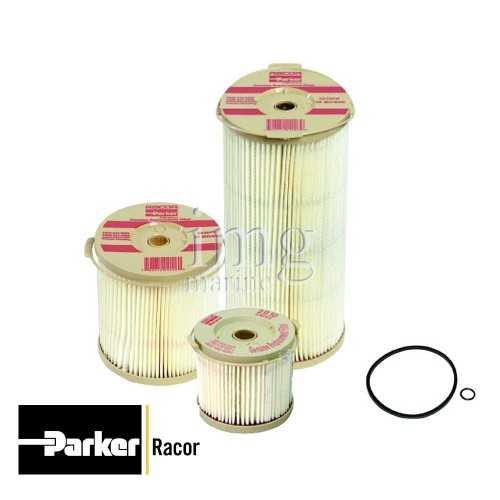 Cartuccia Filtri gasolio Turbine RACOR