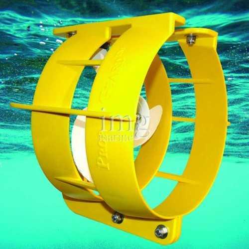 Protezione per elica Prop Guard gialla