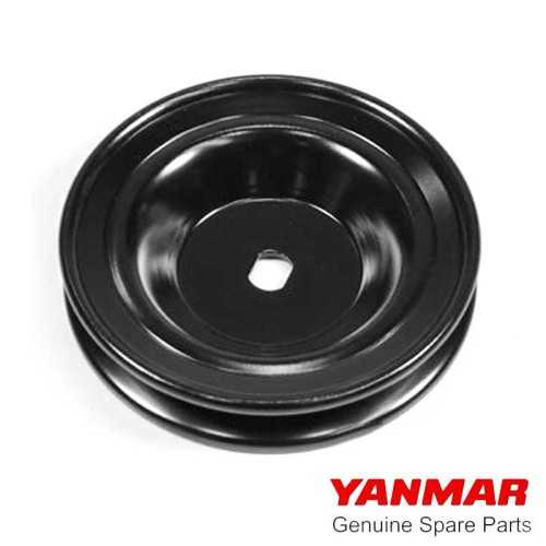 Puleggia pompa GM/HM Yanmar
