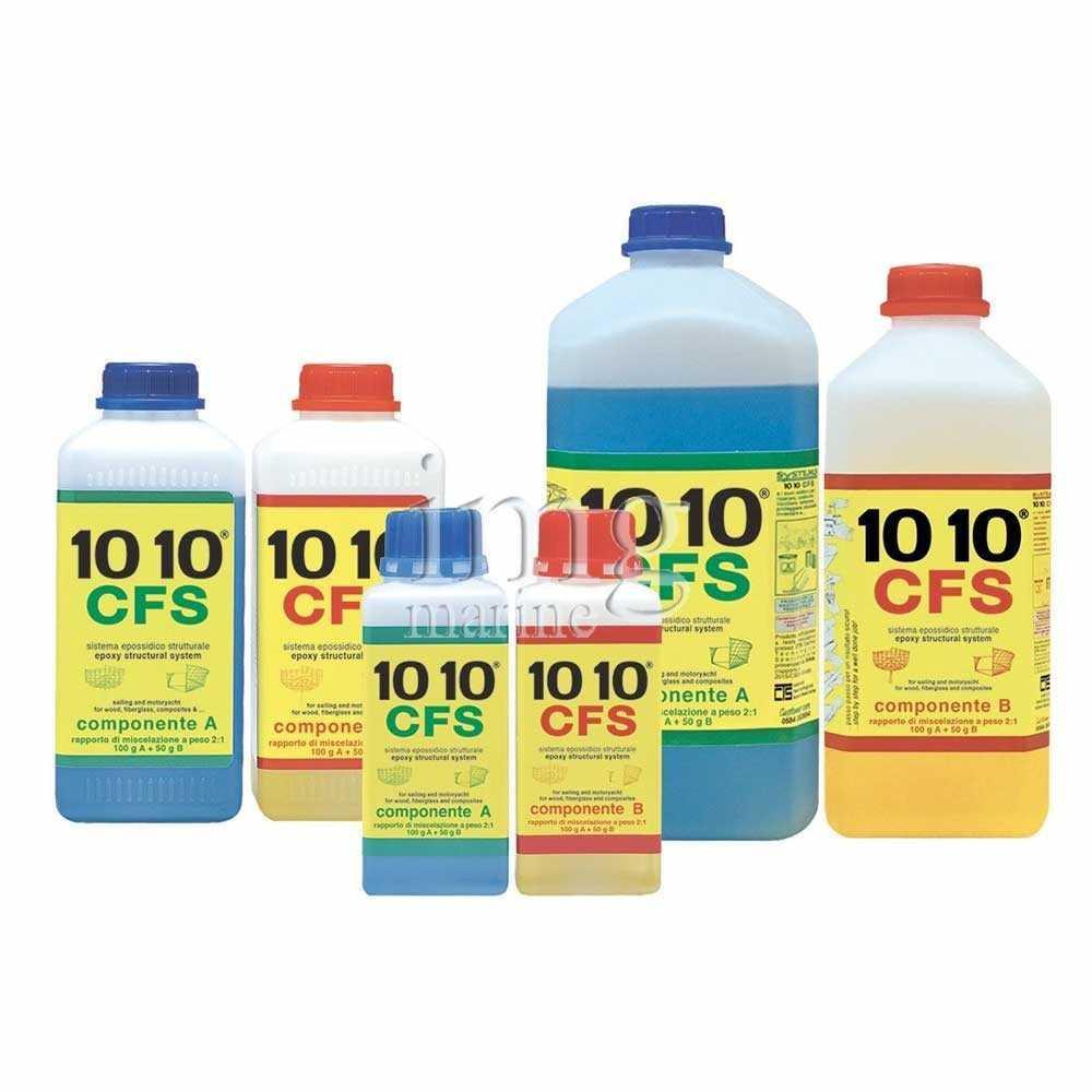 Cecchi Resina epossidica bicomponente 10 10 CFS