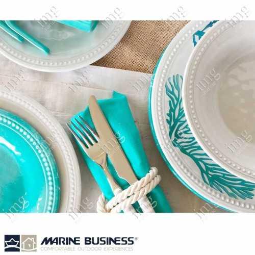 Stoviglie Marine Business Perla Mare e Acqua Harmony Marine Business