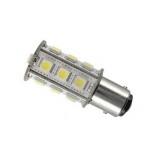 Lampadina 15 smd Led con sensore - BAY15D