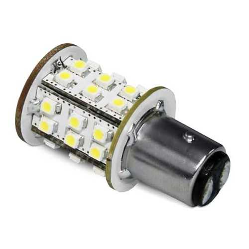 Lampadina 30 smd Led BAY15D