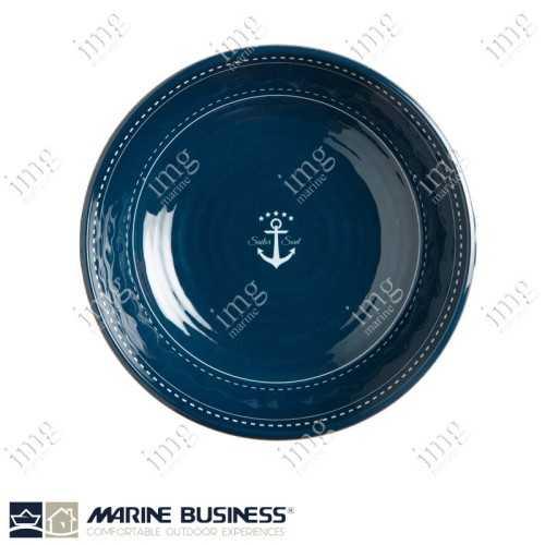 Set piatti 17 pezzi Sailor Soul Marine Business Piatto Fondo