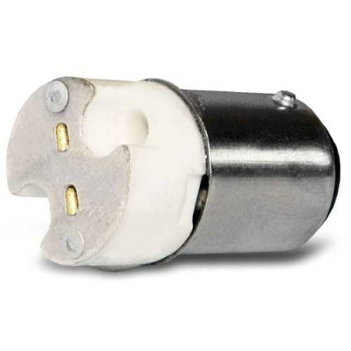 Convertitore per attacco lampadine G4 Dixplay