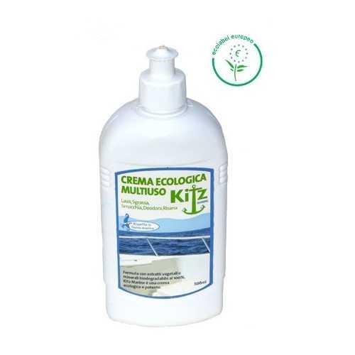 Detergente in crema Kitz Marine