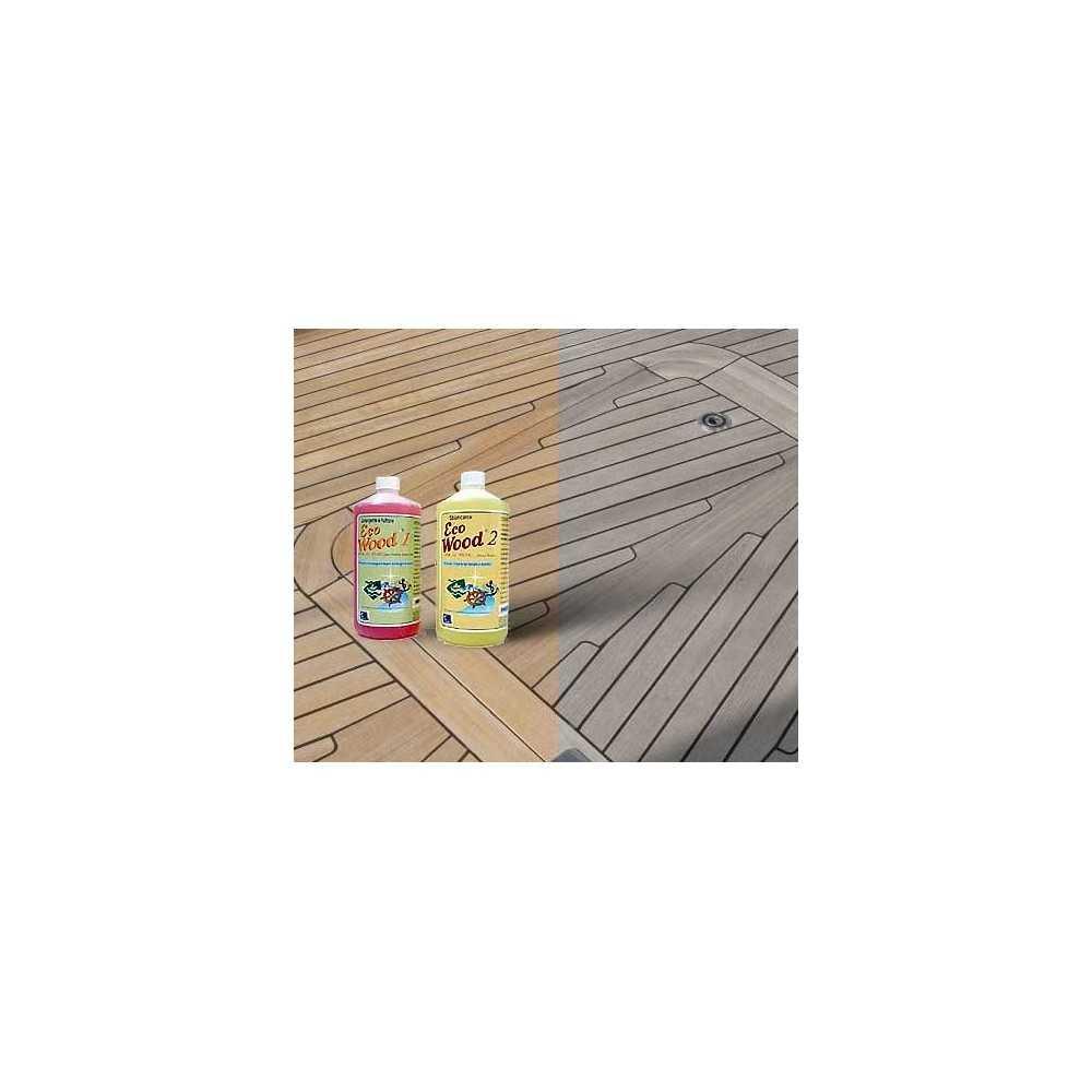 Ecowood pulitore per teak