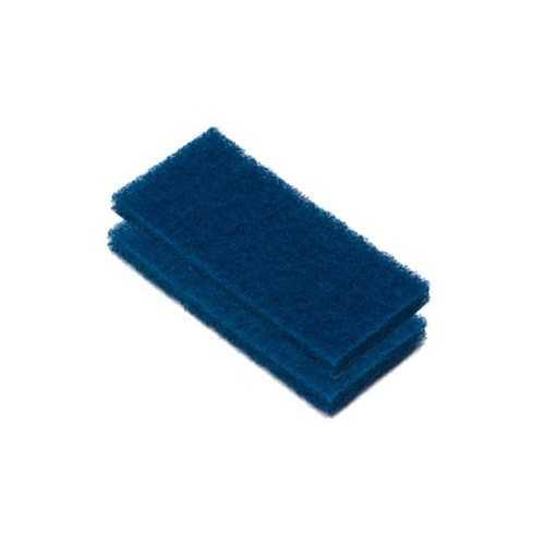 Cuscinetto abrasivo blu DeckMate