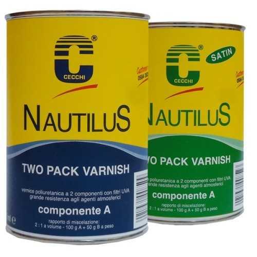 Vernice trasparente Nautilus Two Pack Varnish Cecchi