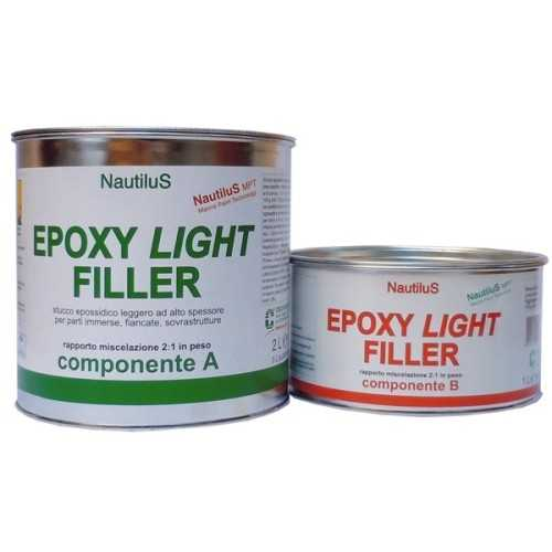 Stucco Nautilus Epoxy Light Filler