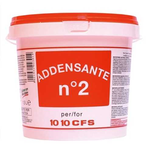 Addensante n° 2 per C-Systems 10 10 CFS