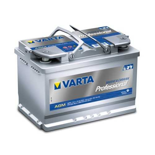 Batteria VARTA Pro AGM