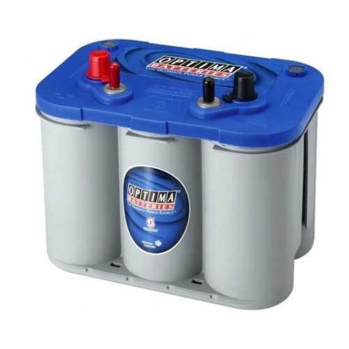 Batteria OPTIMA BlueTop DC