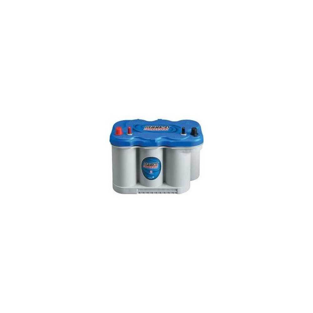 Batteria OPTIMA BlueTop DC