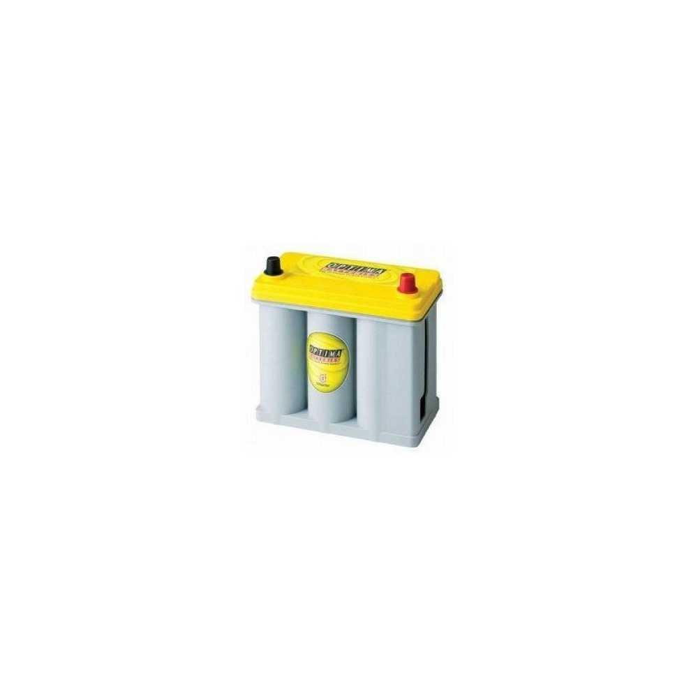 Batteria OPTIMA YT DC YellowTop