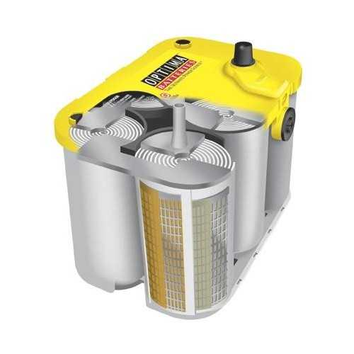 Batteria OPTIMA YellowTop DC