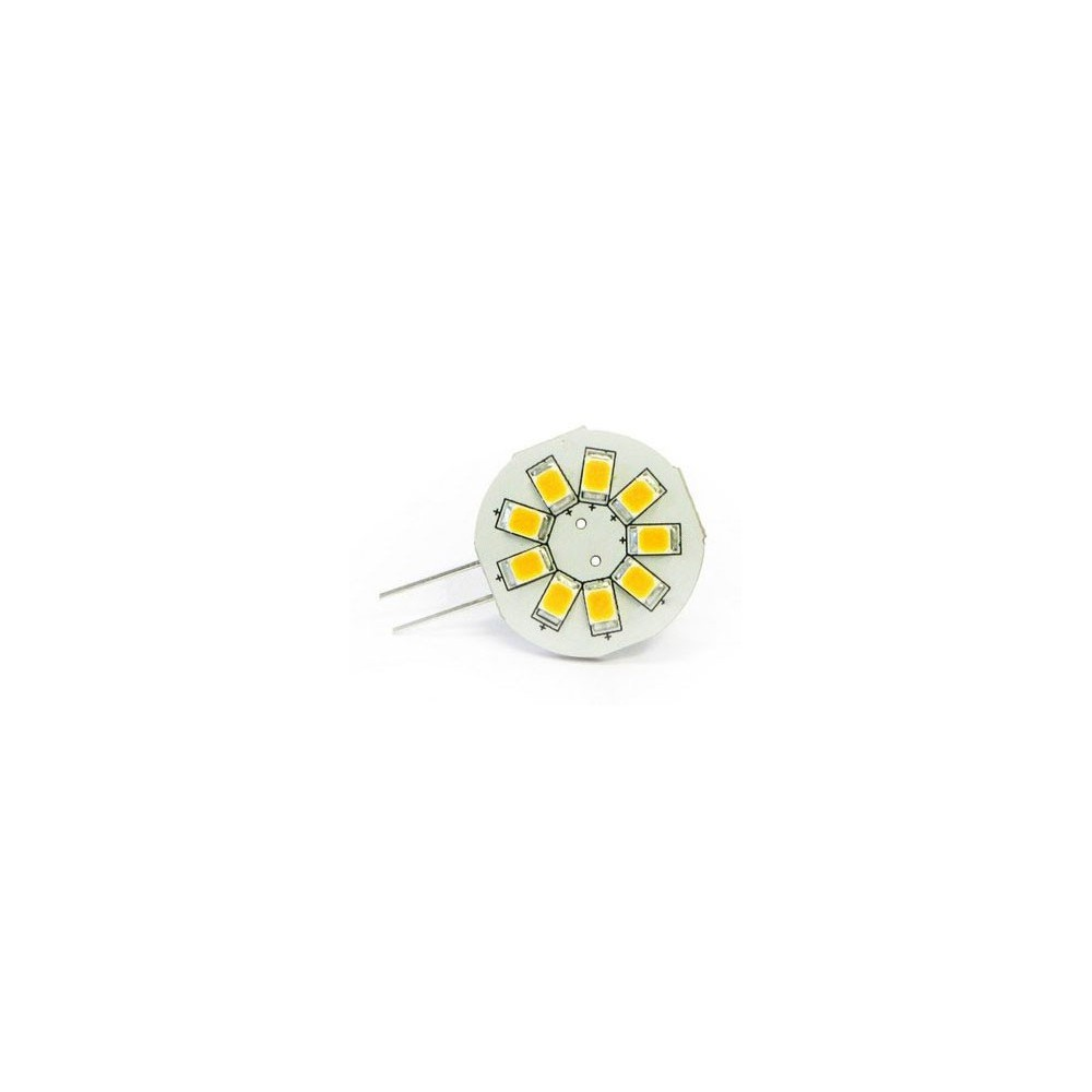 Lampadina 9 smd Led ø 23 - G4 | Dixplay