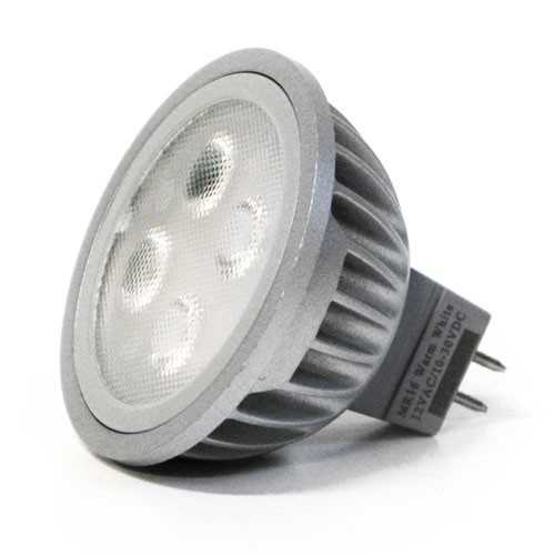 Lampadina 4 led 5W 30°MR16