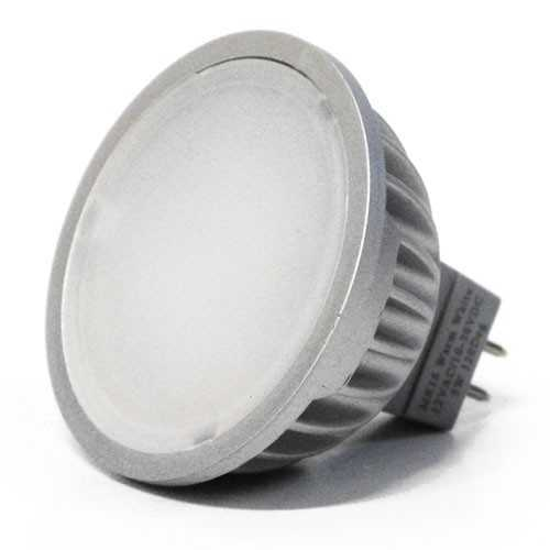 Lampadina 4 led 5W 120°MR16