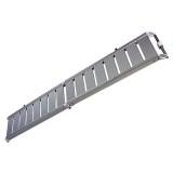 Passerella pieghevole in alluminio