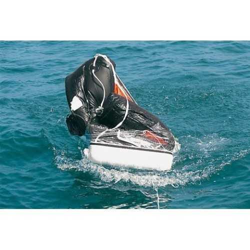Zattera Oceanic oltre 12 miglia con rottamazione