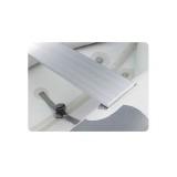 Battello Fun Plastimo con pagliolo gonfiabile, seduta in alluminio
