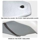 Tender Plastimo Fun con pagliolo gonfiabile, realizzato in PVC 110 decidex