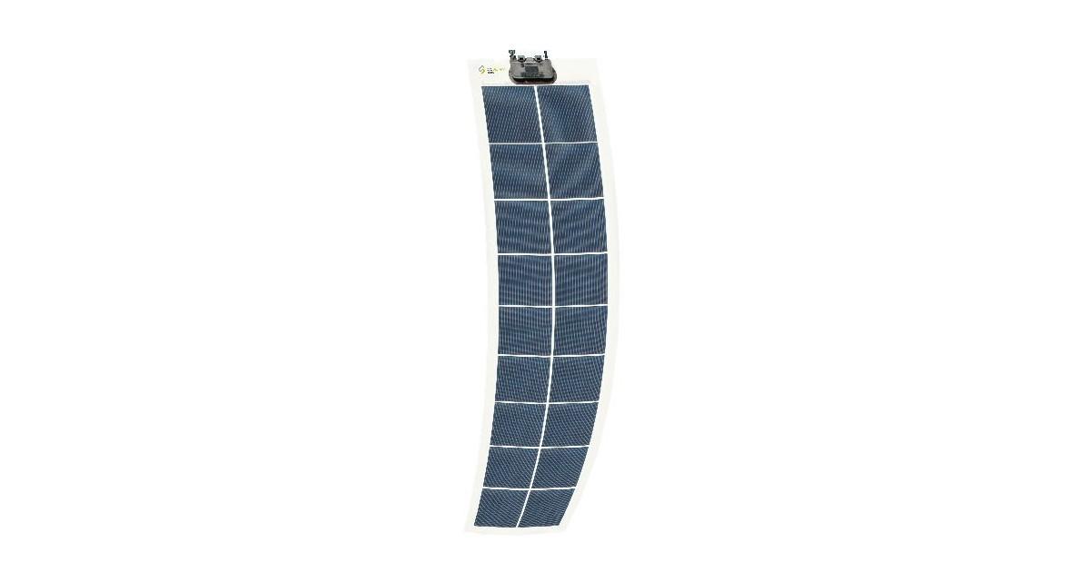 Pannelli Fotovoltaici Raffreddati Ad Acqua.Pannello Flessibile Policristallino Gsp