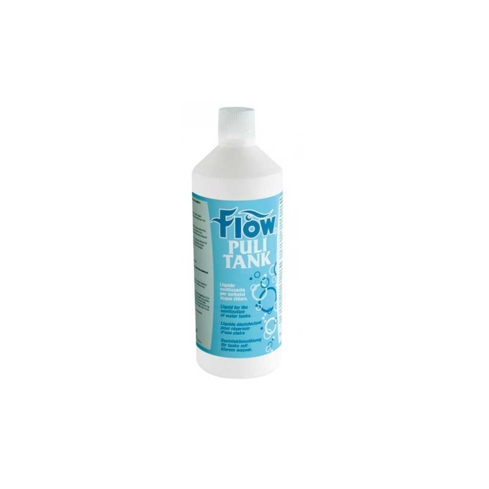 Sanitizzante Flow Puli Tank per serbatoi acque chiare