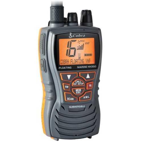 VHF portatile Cobra MR HH350 FLT EU