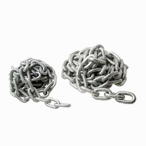 Spezzoni di catena in acciaio zincato