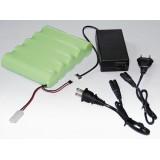 Kit batteria per gonfiatori BP - BTP
