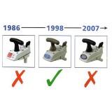 Kit guarnizioni WC manuale Jabsco dal 1998 al 2007